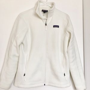 Women's Patagonia Zip up Fleece